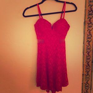 Material Girl brand mini dress